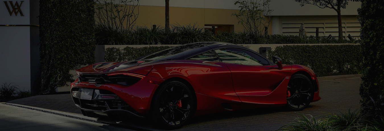 McLaren Rental Los Angeles