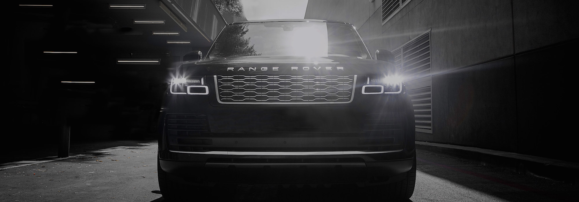 Range Rover Rental Los Angeles