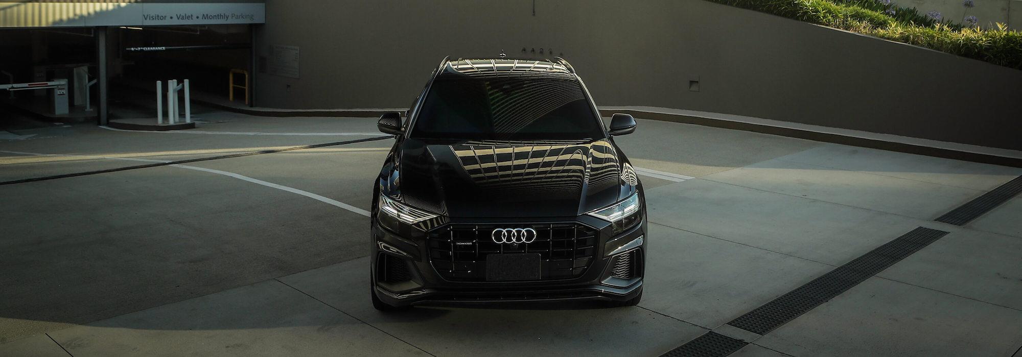 Audi Rental Los Angeles