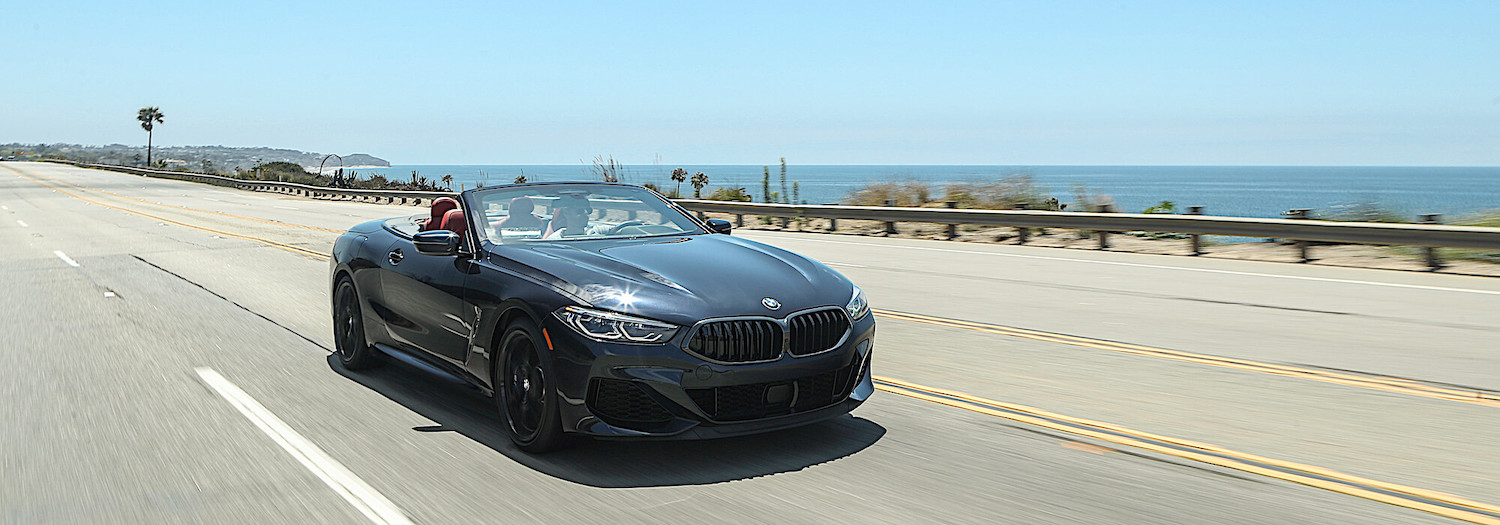 BMW Rental Los Angeles