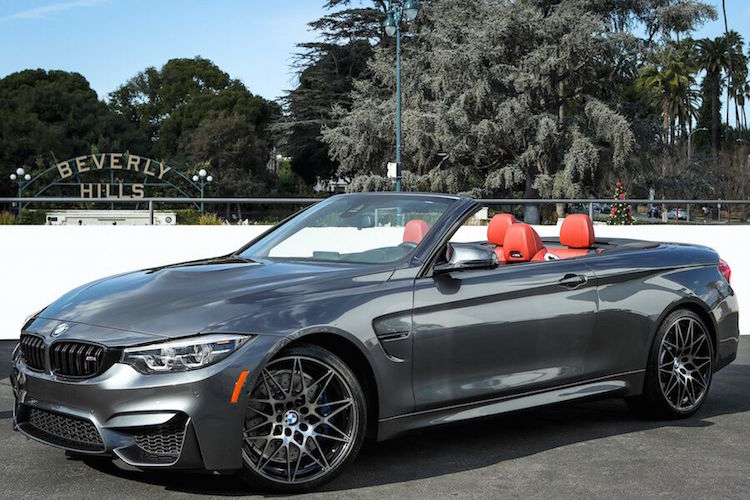 BMW M4 Rental Los Angeles