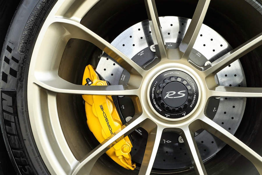 Porsche 911 GT2 RS Rental