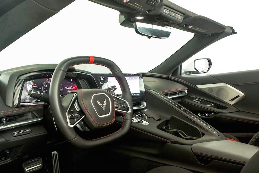 Rent a Corvette C8 Los Angeles