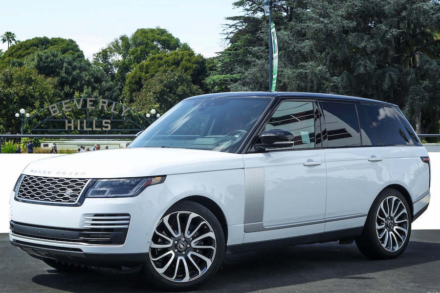 Range Rover Autobiography >> Autobiography