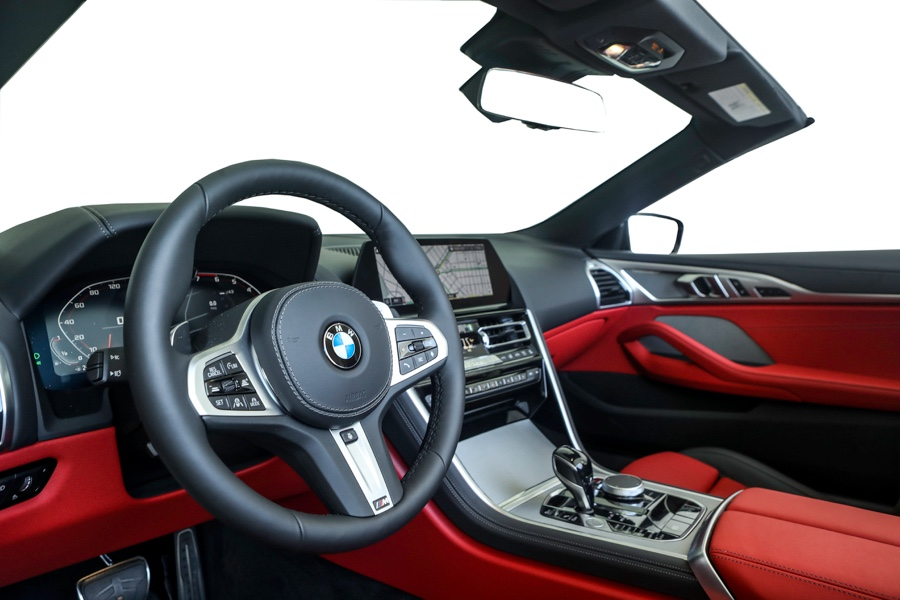 BMW 8 Series Rental