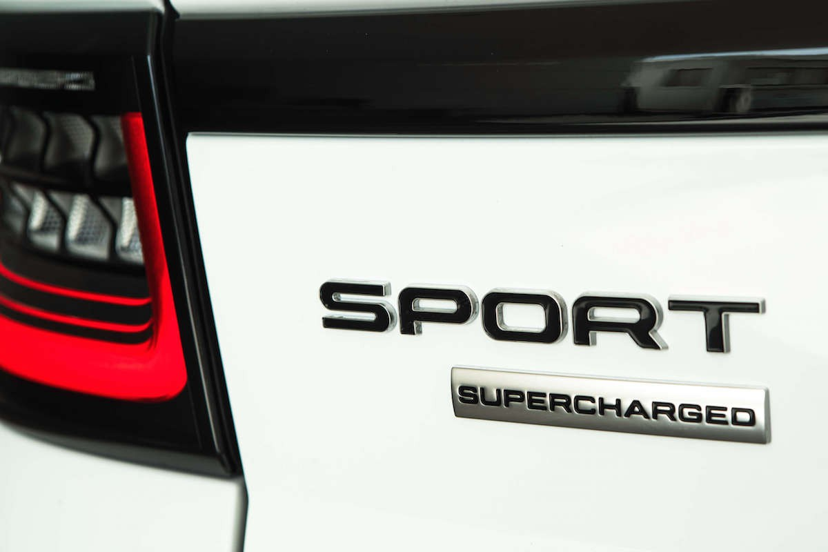 Rent Range Rover Sport Supercharged