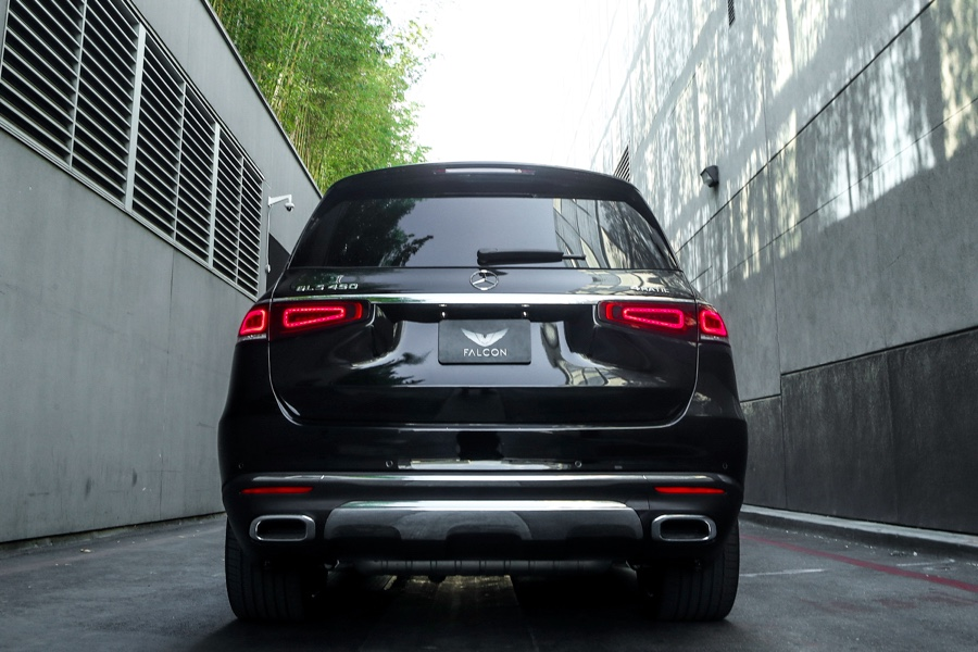 Mercedes GLS Rental