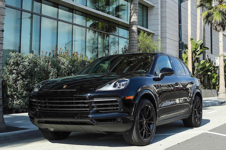 Luxury SUV Rental Los Angeles