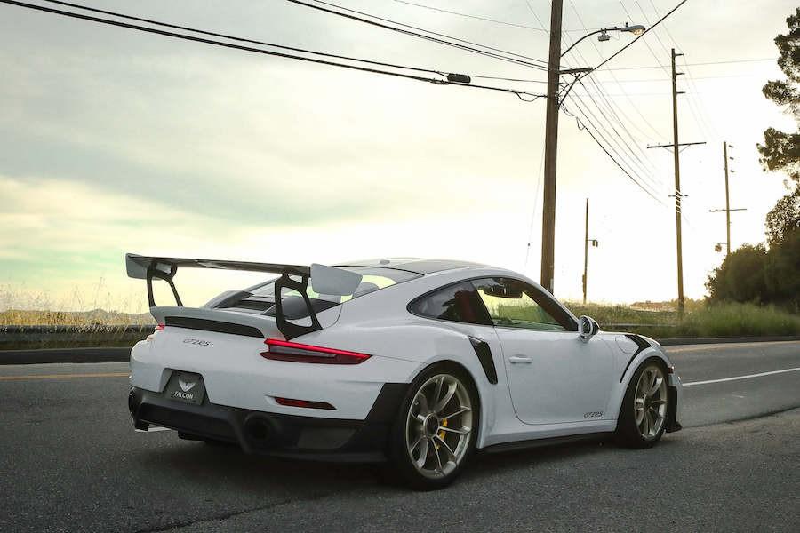 Porsche Rental LAX