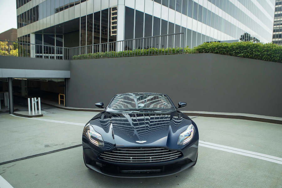 Rent An Aston Martin DB11