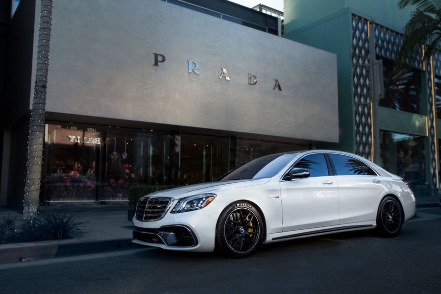 s class rental in los angeles