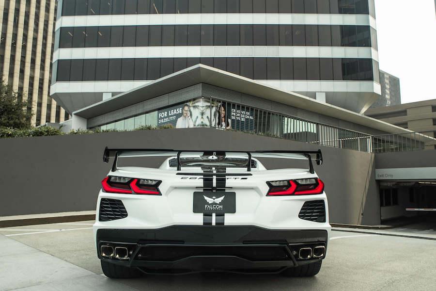 Corvette C8 Rental