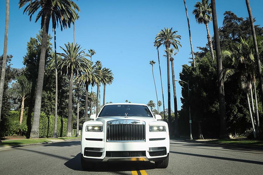 Rolls-Royce Cullinan Rental LA