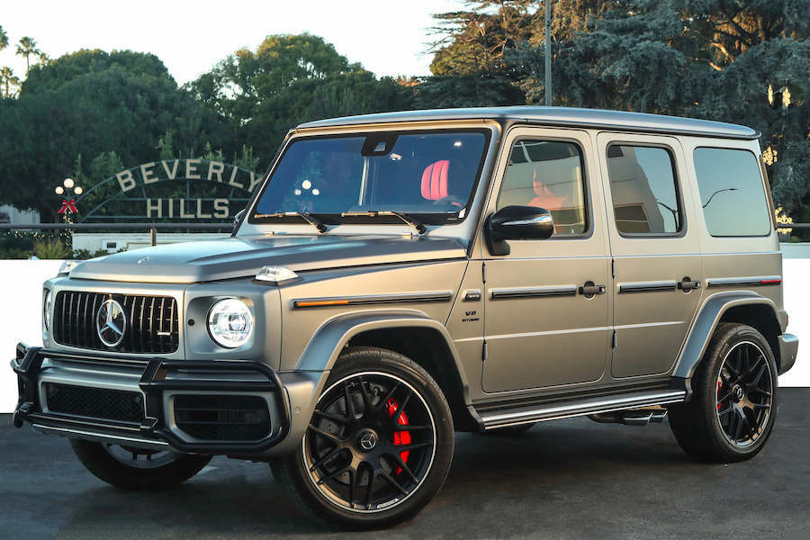 G63 rental los angeles