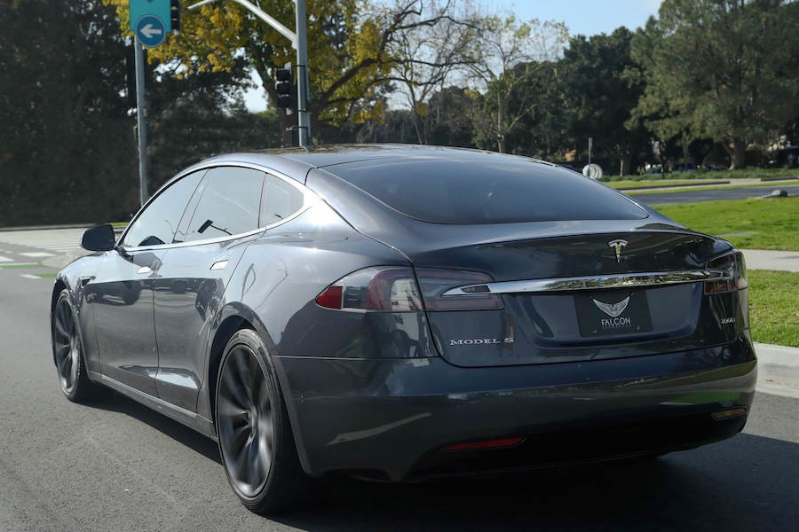 Tesla Rental Los Angeles