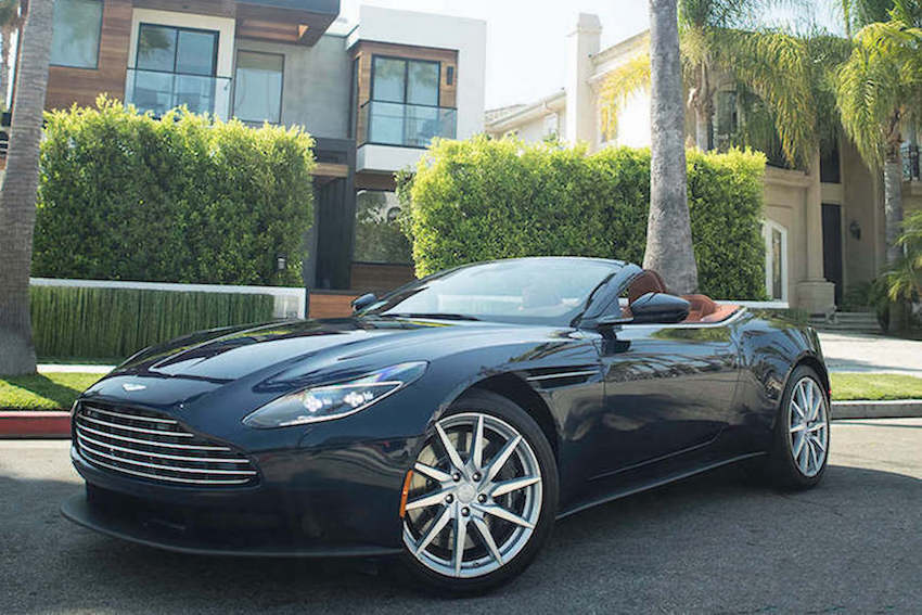 Rent An Aston Martin DB11 LA