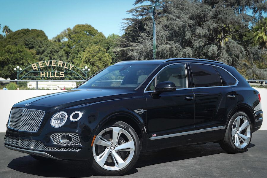 Bentley Bentayga Rental Los Angeles