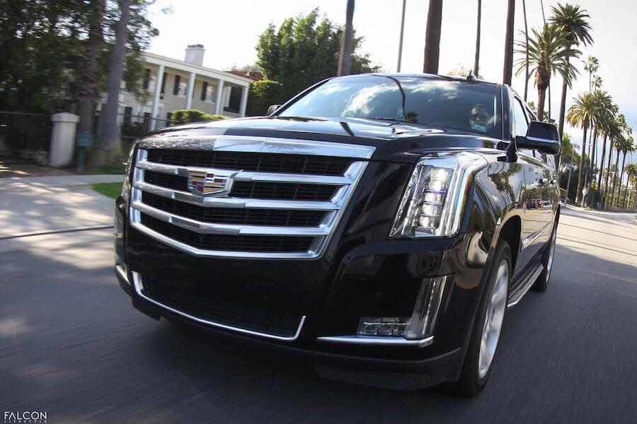 Cadillac Escalade ESV Rental Los Angeles - Rent an ...