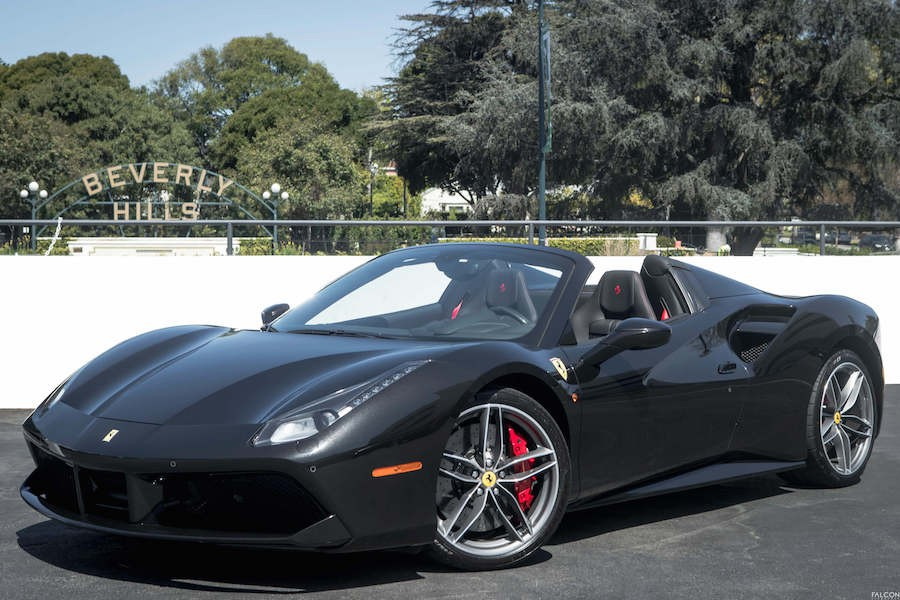Ferrari Rental Los Angeles