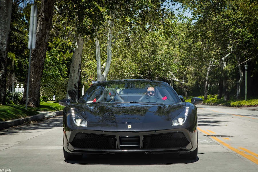 Ferrari Rental LAX