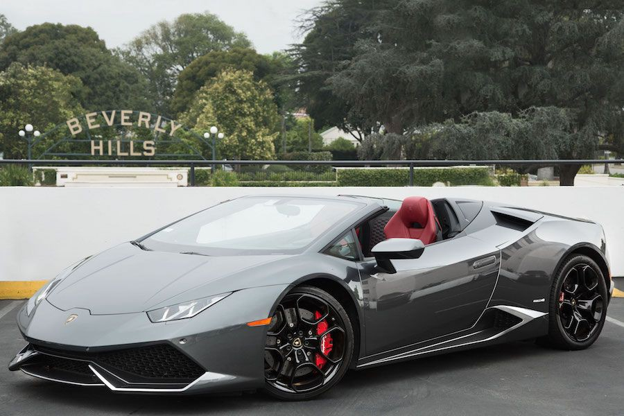 Lamborghini Rental Los Angeles