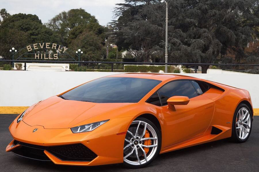 Super Car: How Much Does It Cost To Rent A Lamborghini In ...
