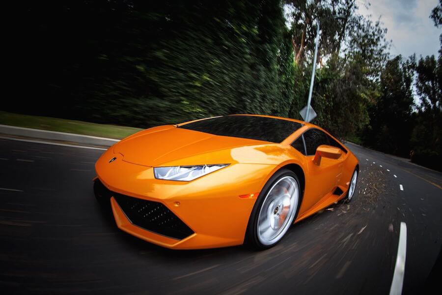 Lamborghini Huracan Rental Los Angeles