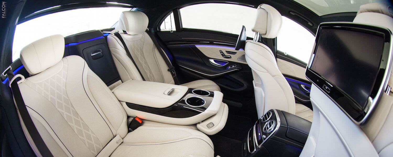 Benz S550