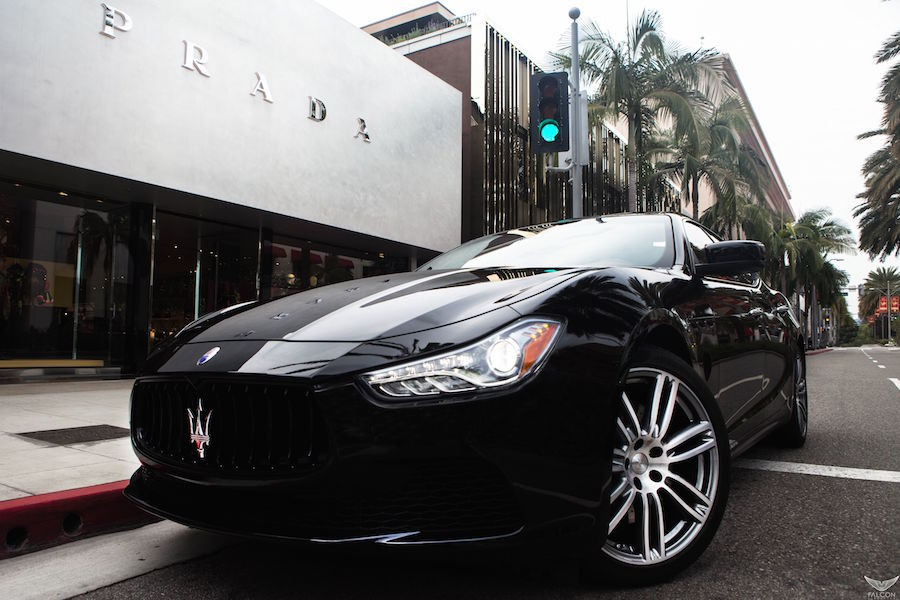 Maserati Rental Los Angeles