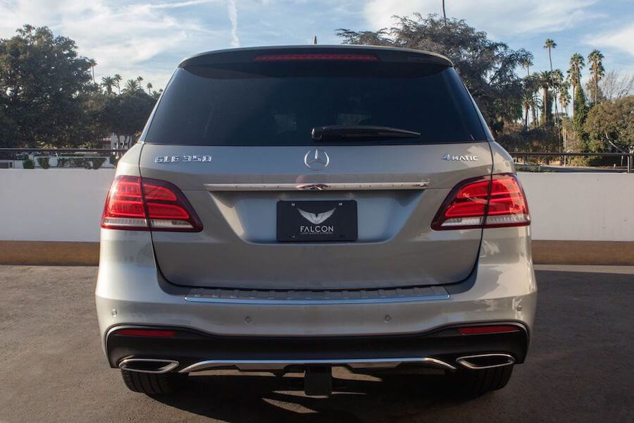 Benz GLE350 4Matic