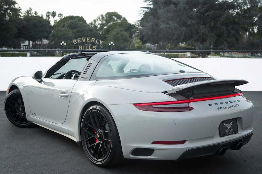 Porsche 911 Targa 4 Gts Rental Los Angeles Rent A 911 Targa
