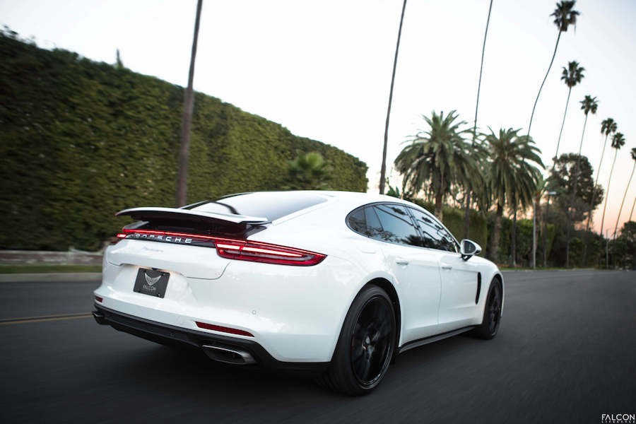 Rent A Porsche Los Angeles