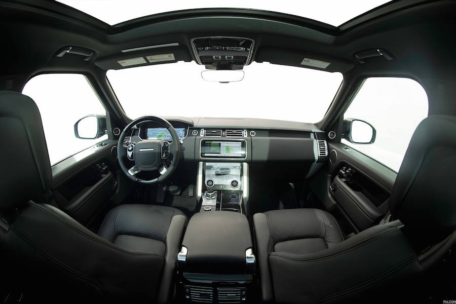 Rent A Range Rover HSE