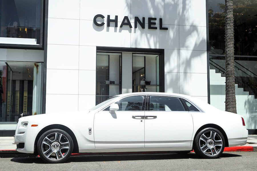 rolls royce rental Beverly Hills