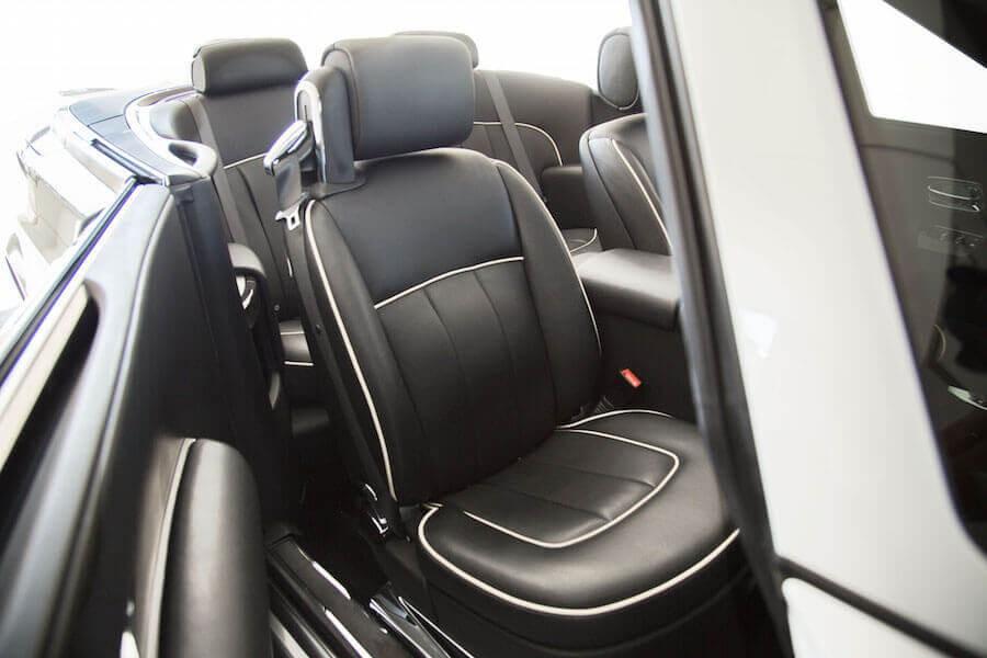 Rolls Royce Phantom Drophead White Rental Los Angeles