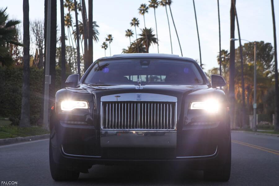 Rolls Royce Ghost Series II Rental Los Angeles - Rent a ...