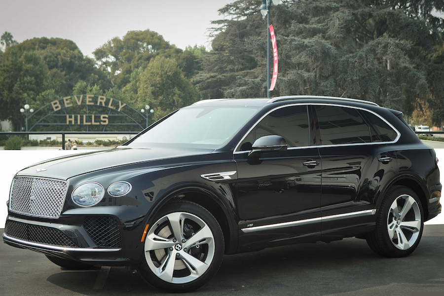 Bentley Rental Los Angeles