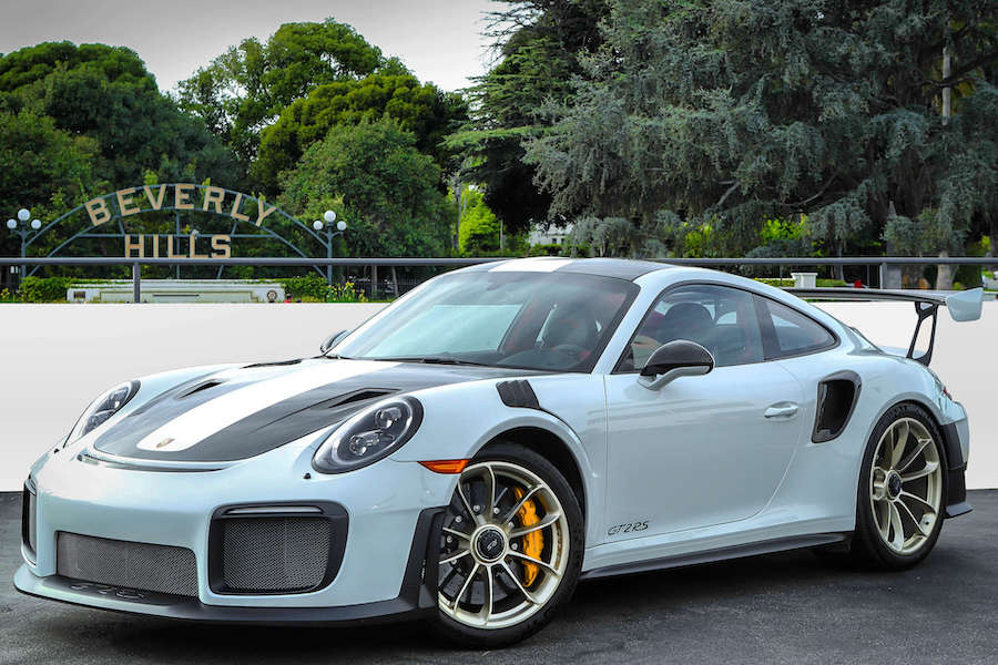Porsche 911 Gt2 Rs Rental Los Angeles Rent A 911 Gt2 Rs