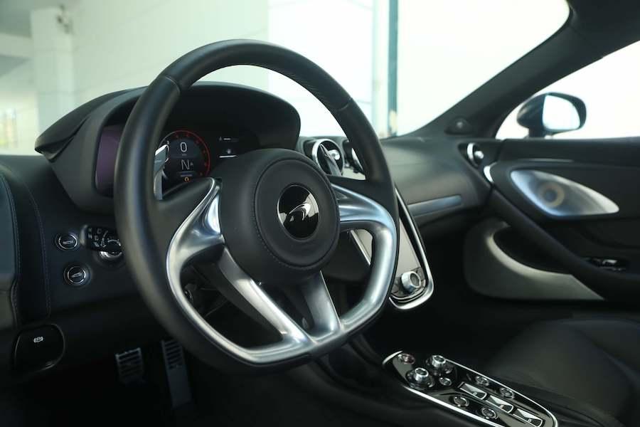 McLaren GT Rental
