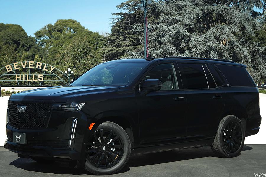 2021 Cadillac Escalade ESV Rental LA