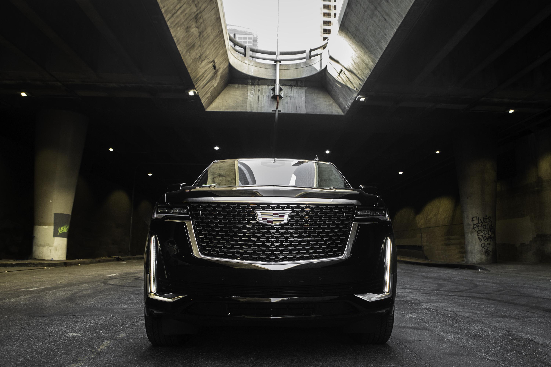 2021 Cadillac Escalade ESV Rental