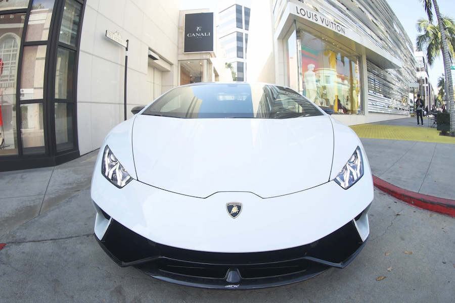 Lamborghini Huracan Performante for rent