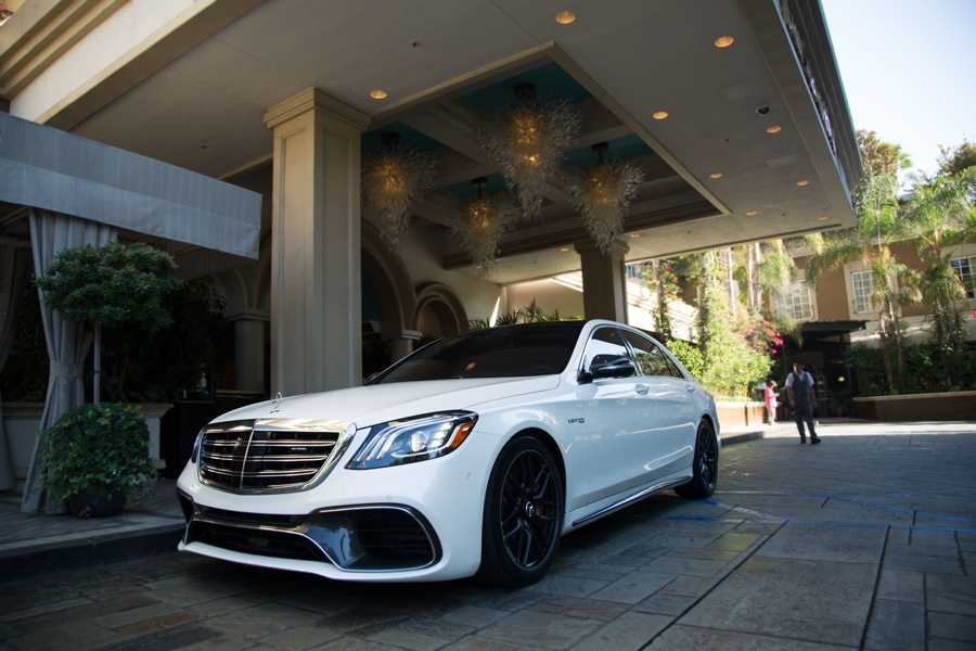 rent s class in los angeles