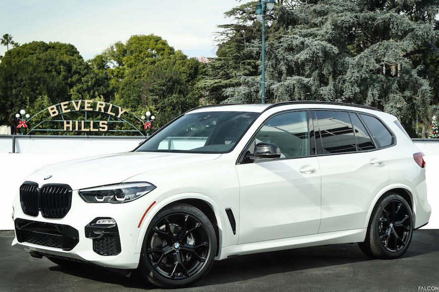 BMW X5 Rental