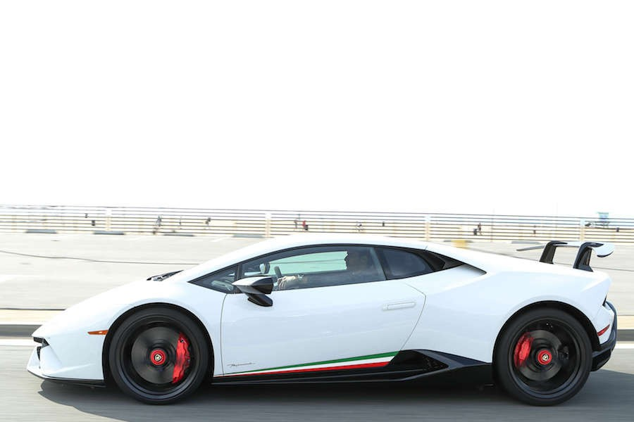 Rent Lamborghini Huracan Performante LAX