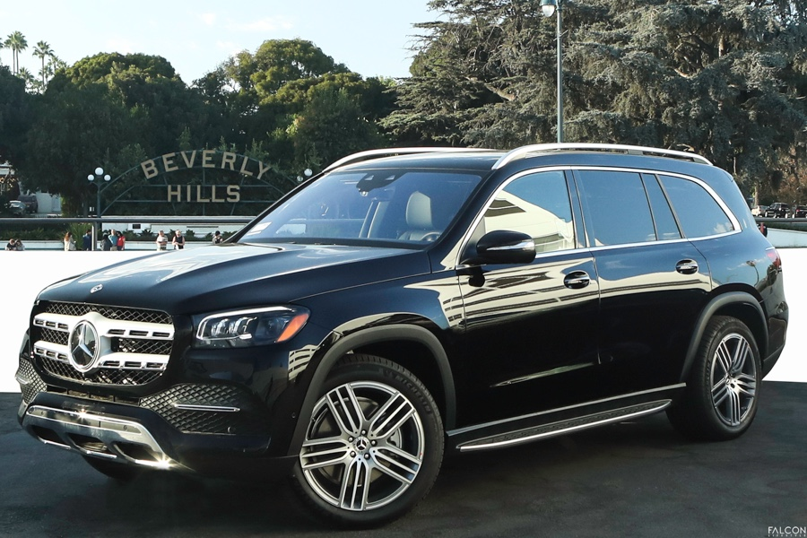 Mercedes GLS Rental Los Angeles
