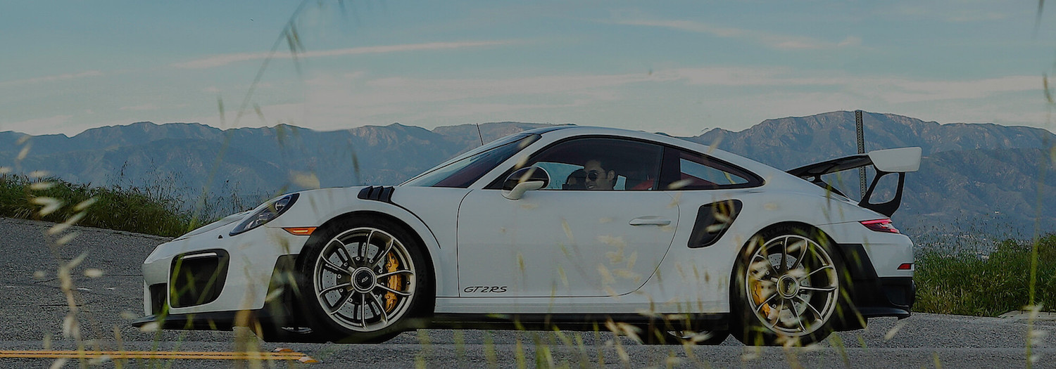 Introduction to the Porsche 911 GT2 RS