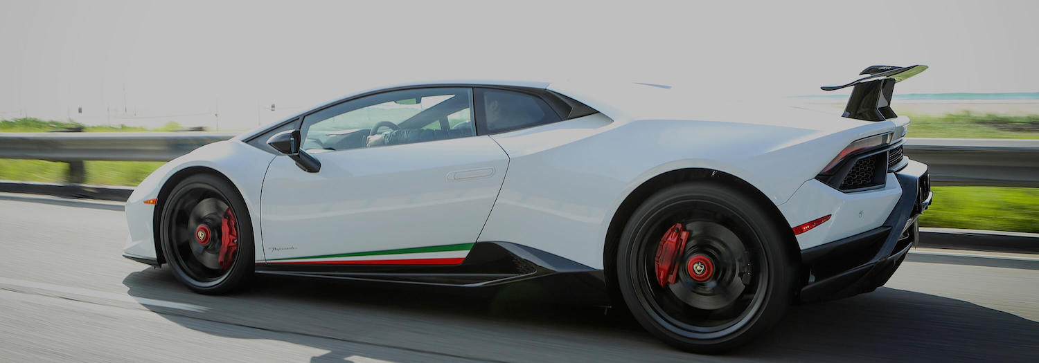4 Things to Know About the Lamborghini Huracan Performante