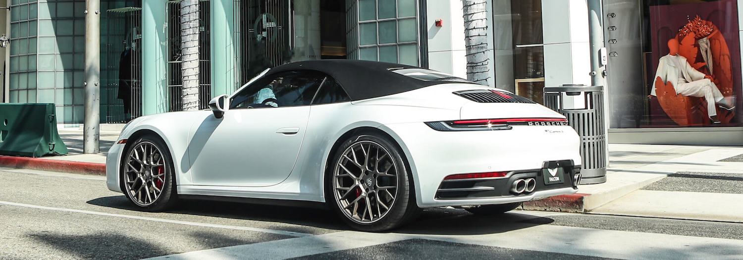 Coming Soon: The New 2020 Porsche 911 Carrera 4S