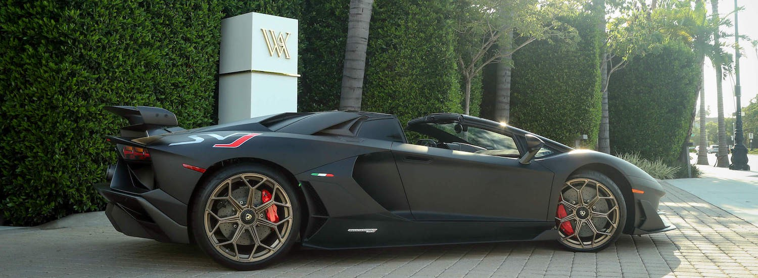 5 Things to Know About the Lamborghini Aventador SVJ Roadster